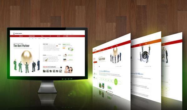 网页设计过程中如何做好网站布局?